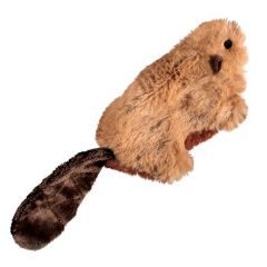 Kong Catnip Refillable Beaver Cat Toy