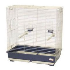 Marchioro Inca 62 Beige/Blue Bird Cage (Cockatiel)