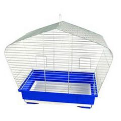 Walter Harrisons Java Chrome Bird Cage