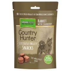 Natures Menu Country Hunter Freeze Dried Dog Snacks 50g