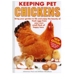 Interpet Guide: Keeping Pet Chickens