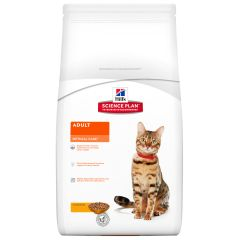 Hills Science Plan Optimal Care Adult Cat with Chicken Dry