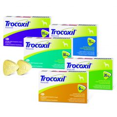 Trocoxil Chewable Tablets
