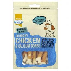 Good Boy Crunchy Chicken & Calcium Bones 100g