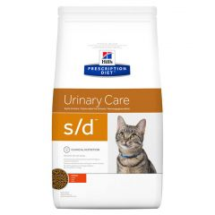 Hills Prescription Diet s/d Urinary Care Cat Food Dry with Chicken
