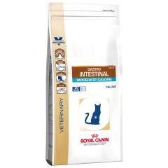Royal Canin Veterinary Diet Feline Gastro Intestinal Moderate Calorie Dry (GIM 35)