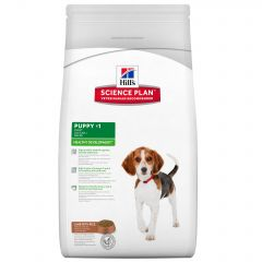Hills Science Plan Puppy Healthy Development with Lamb & Rice Dry