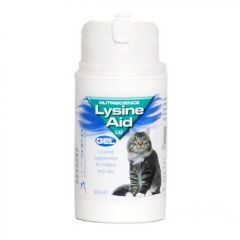 Lysine Aid Gel for Cats 50ml