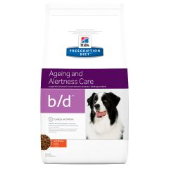 Hills Prescription Diet b/d Ageing and Alertness Care Dog Food with Chicken Dry 12kg