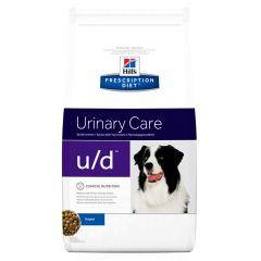 Hills Prescription Diet u/d Urinary Care Dog Food Dry Original