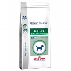 Royal Canin Vet Care Nutrition Senior Consult Mature Small Dog (Vitality & Dental 25) Dry
