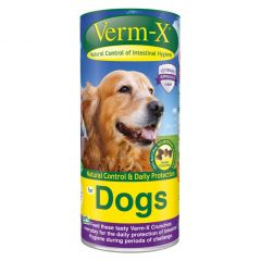 Verm-X for Dogs - Crunchies