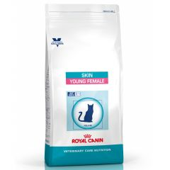 Royal Canin Vet Care Nutrition Skin Young Female Cat Dry