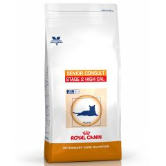 Royal Canin Vet Care Nutrition Senior Consult Stage 2 High Calorie Cat Dry