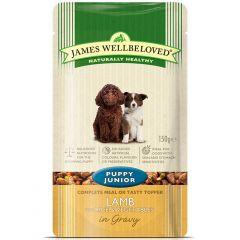 James Wellbeloved Puppy Food Wet Pouches