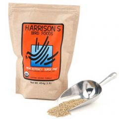 Harrisons Adult Bird Food High Potency - Super Fine - 450g