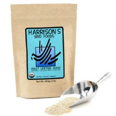 Harrisons Adult Bird Food Lifetime - Mash - 450g