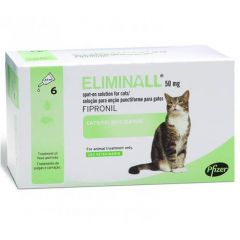 Eliminall Spot On Flea Treatment for Cats