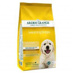 Arden Grange Weaning/Puppy with Chicken & Rice Dry