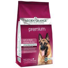 Arden Grange Premium Adult Dog with Chicken & Rice Dry