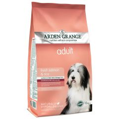 Arden Grange Adult Dog With Salmon & Rice Dry