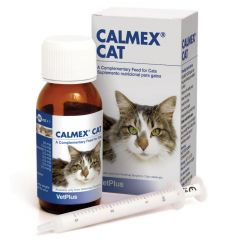Calmex Cat- Stress Relief Liquid 60ml