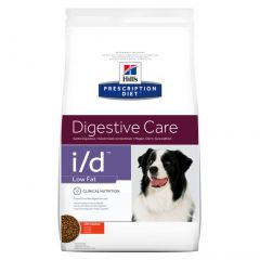 Hills Prescription Diet i/d Digestive Care Low Fat Dog Food with Chicken Dry