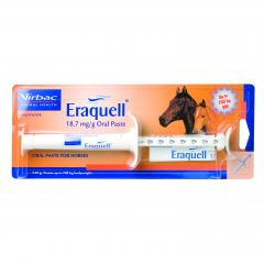 Eraquell 18.7mg/g Oral Paste for Horses - Single Syringe