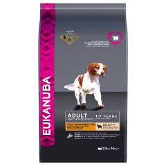 Eukanuba Adult Small/Medium Breed Dog with Lamb & Rice Dry