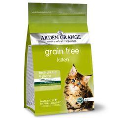 Arden Grange Grain Free Kitten with Fresh Chicken & Potato Dry