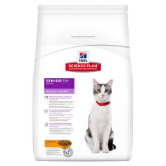 Hills Science Plan Senior 11+ Cat Healthy Ageing Dry