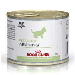 Royal Canin Vet Care Nutrition Pediatric Weaning Kitten Mousse 12x195g Can