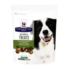 Hills Prescription Diet Metabolic Dog Treats 220g
