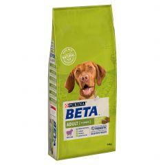 Beta Adult Dog with Lamb Dry