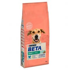Beta Light Adult Dog with Turkey Dry