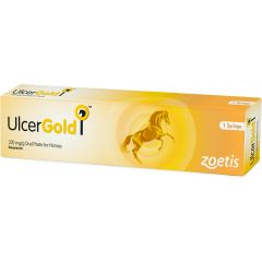 UlcerGold 370mg/g Oral Paste for Horses - Pack of 7 Syringes