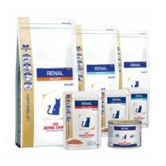 Royal Canin Veterinary Diet Feline Renal Palatability Pack