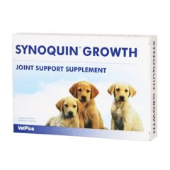 Synoquin Growth - Joint Support Tablets for Puppies- 60 Pack