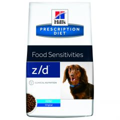 Hills Prescription Diet Z/D Food Sensitivities Mini Canine Dry