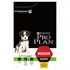 Purina Pro Plan Puppy Medium with Chicken Dry