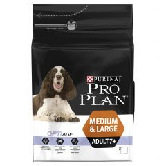 Purina Pro Plan Adult Dog 7+ Medium/Large with Chicken Dry