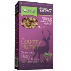 Natures Menu Country Hunter Dog Superfood Crunch 700g