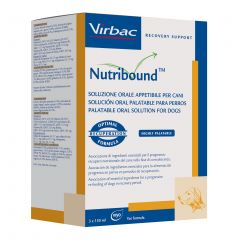 Nutribound Oral Solution Dog 3 x 150ml
