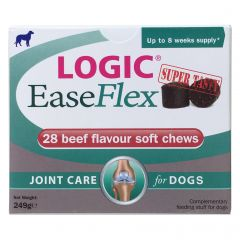 Logic EaseFlex Chews for Dogs - Pack of 28
