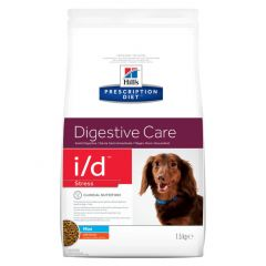 Hills Prescription Diet i/d Digestive Care Stress Mini Dog Food with Chicken Dry