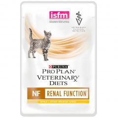 Purina Pro Plan Veterinary Diets Cat NF (Renal Function) Chunks in Gravy Wet