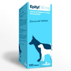 Epityl 60mg Flavoured Tablet for Dogs
