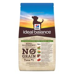Hills Ideal Balance No Grain Adult Dog with Tuna & Potato