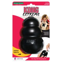 Kong Toy Black Extreme