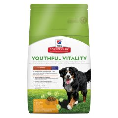 Hills Science Plan Youthful Vitality Adult 5+ Large Breed with Chicken Dry